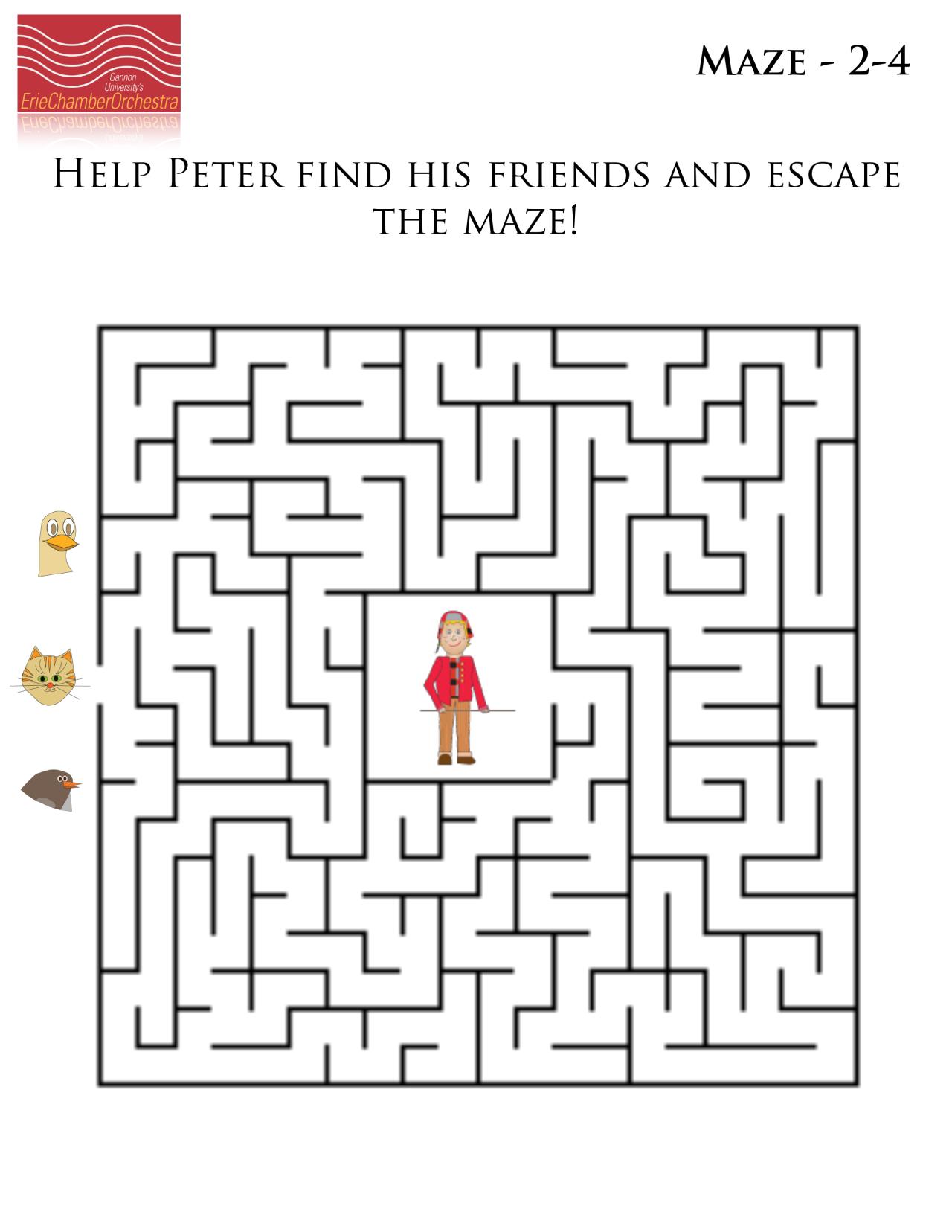 Tales-Maze