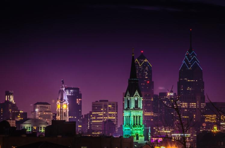 Philadelphia_Skyline_HDR