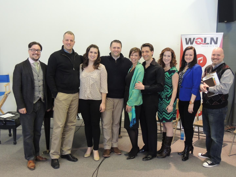 WQLN March Podcast