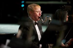 Geoffrey Wands, clarinet