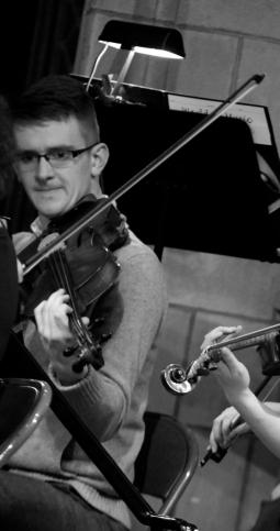 Derek Chazen, viola