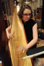 Jessica Wilbee, harp