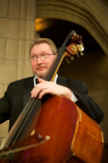 James Mohney, bass