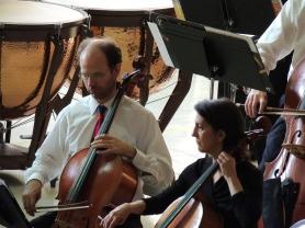 James Pearson, cello