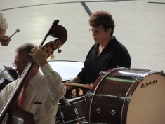 Kay Stonefelt, percussion