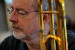Ron Stitt, trombone