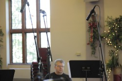Brad Amidon, percussion