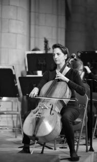 Ruth Ann Scanzillo, cello