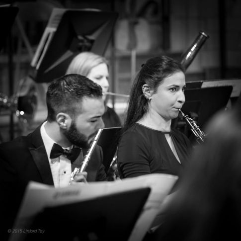 Hilary Philipp, oboe